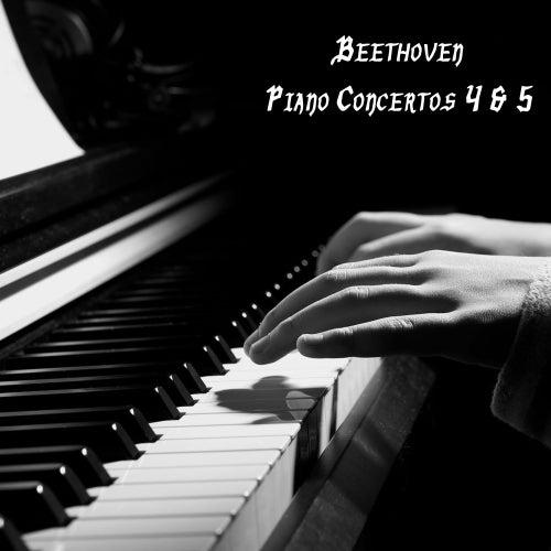 Piano Concertos 4 & 5 de Ludwig van Beethoven