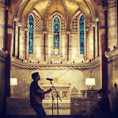 Moonlight (Live Session at Fitzrovia Chapel) von Allman Brown