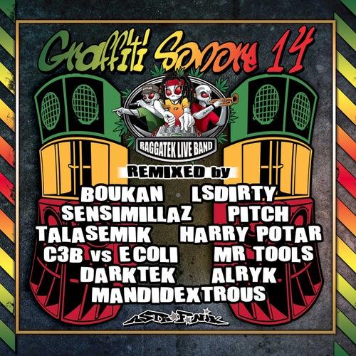 Graffiti Sonore 14 (Raggatek Live Band Remixes) von Raggatek Live Band
