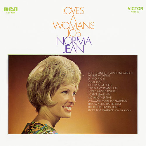 Love's a Woman's Job by Norma Jean