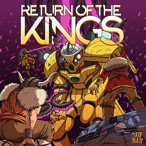 Return Of The Kings EP di Bad Royale