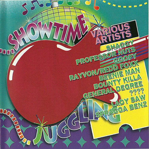 Showtime Juggling by Various Artists