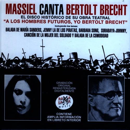 Masiel Canta Bertolt Brecht de Massiel