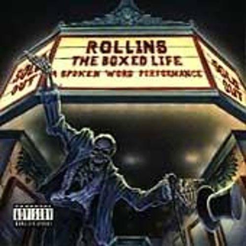 Rollins: The Boxed Life by Rollins Band