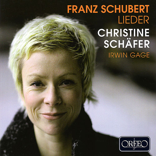 Schubert: Lieder by Christine Schäfer