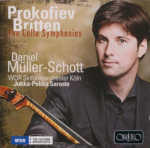 Prokofiev: Symphony concertante - Britten: Symphony for Cello & Orchestra by Daniel Müller-Schott