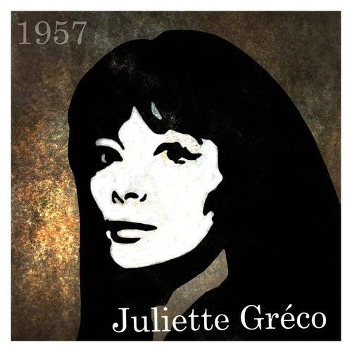 Radio Suisse Romande Présente: Concert Live At Lausanne (1957) von Juliette Greco