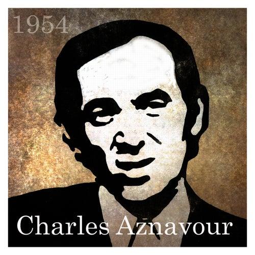 Radio Suisse Romande Présente: Studio Recording At Lausanne (1954) & Concert Live At Lausanne de Charles Aznavour
