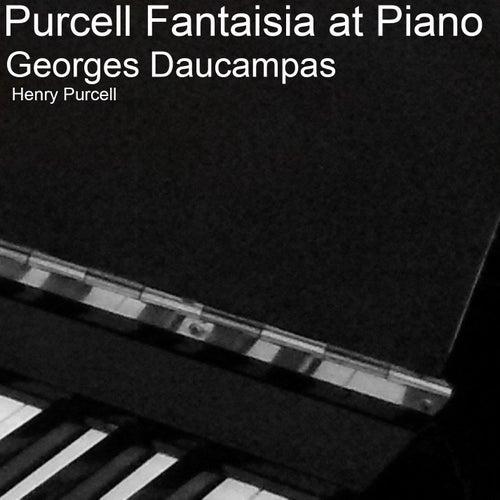 Purcell Fantaisia at Piano von Georges Daucampas