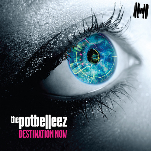 Destination Now von The Potbelleez