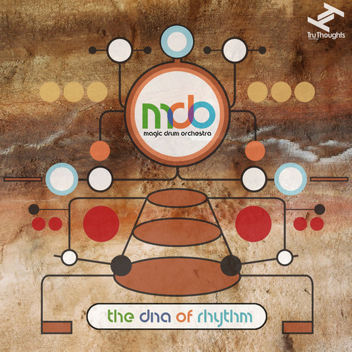 The DNA of Rhythm von Magic Drum Orchestra