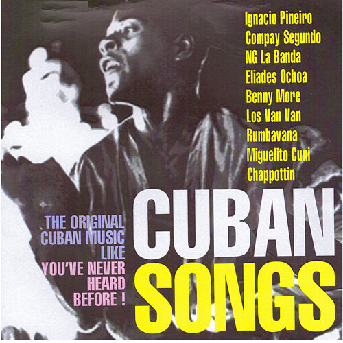 Cuban Songs de Various Artists