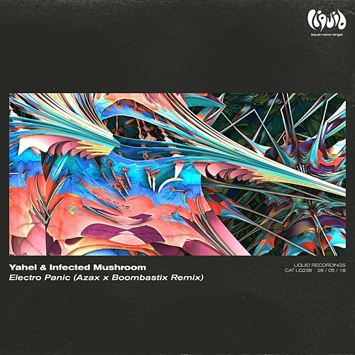 Electro Panic (Azax x Boombastic Remix) de Yahel