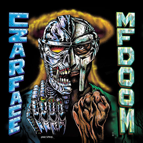 Czarface Meets Metal Face (Instrumentals) by CZARFACE