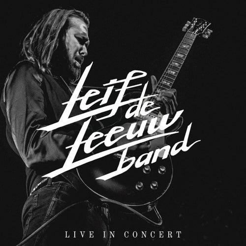 Live in Concert by Leif De Leeuw Band