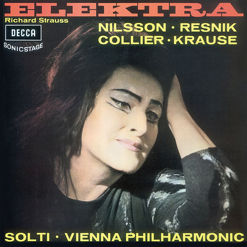 Richard Strauss: Elektra fra Sir Georg Solti