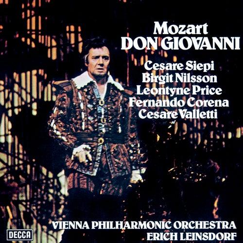 Mozart: Don Giovanni de Erich Leinsdorf