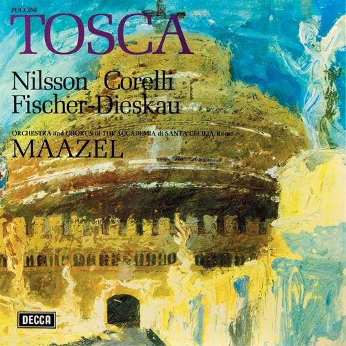 Puccini: Tosca by Lorin Maazel