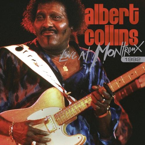 Live At Montreux 1992 de Albert Collins