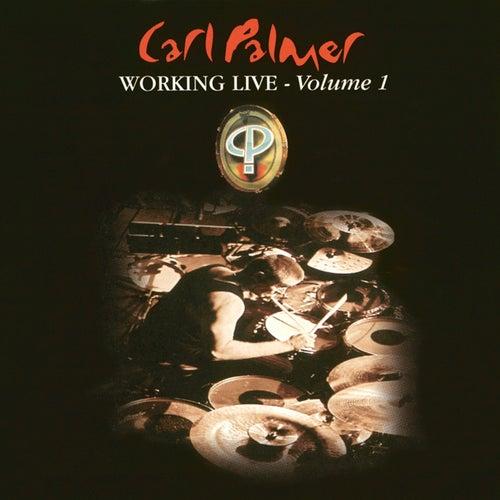 Working Live (Vol. 1) de Carl Palmer