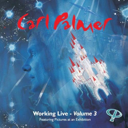 Working Live (Vol.3) de Carl Palmer