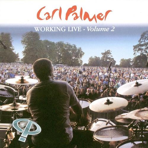 Working Live (Vol. 2) de Carl Palmer