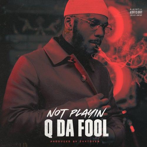 Not Playin von Q Da Fool