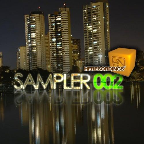Sampler002 de Various Artists