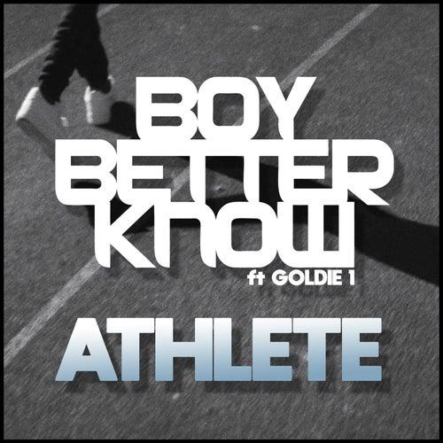 Athlete de Boy Better Know
