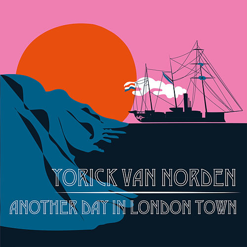 Another Day In London Town von Yorick van Norden