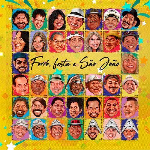 Forró, Festa e São João de Various Artists