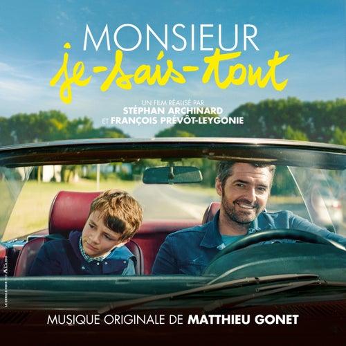 Monsieur Je-sais-tout (Bande originale du film) by Matthieu Gonet