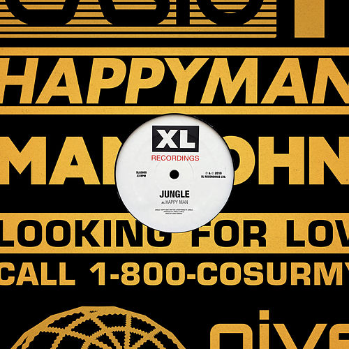 Happy Man by Jungle