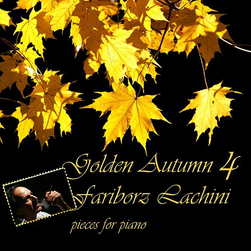 Golden Autumn 4 by Fariborz Lachini