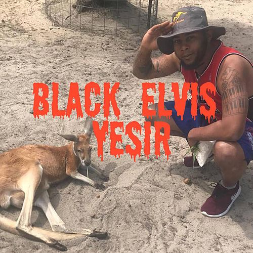 Black Elvis by Yesir
