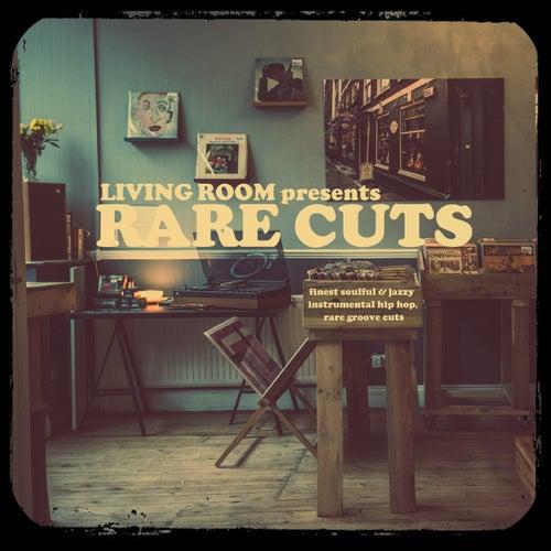 Living Room Pres. Rare Cuts van Various Artists