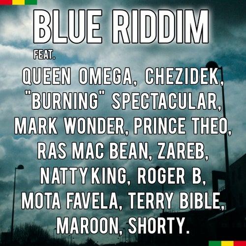 Blue Riddim by Various Artists