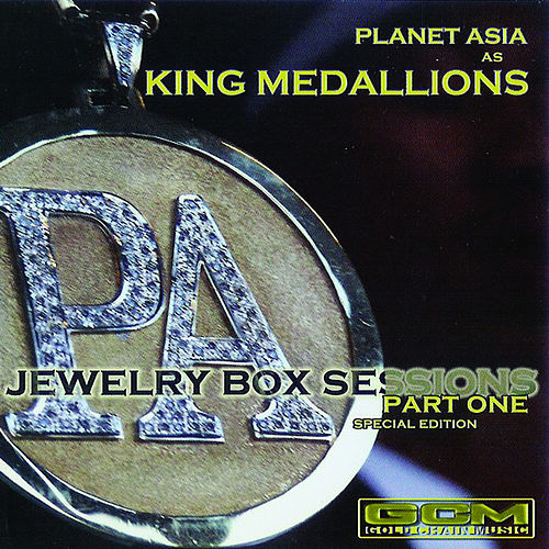 Jewelry Box Sessions, Part One (Special Edition) de Planet Asia