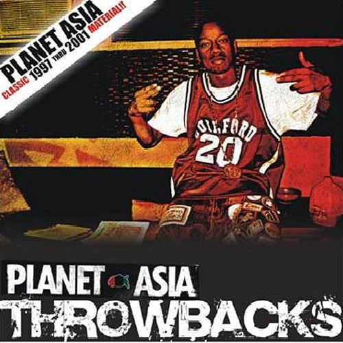 Throwbacks de Planet Asia