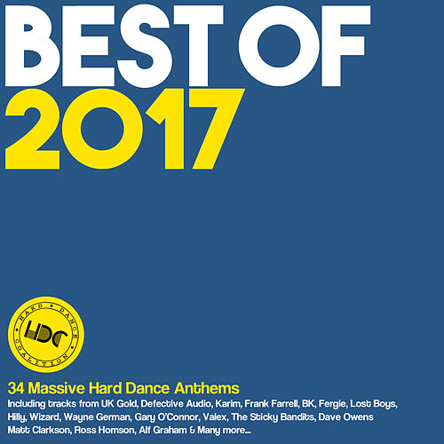 Best Of 2017 - EP de Various Artists