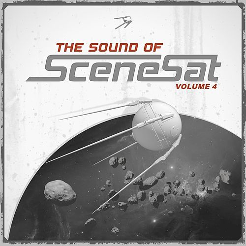 The Sound of SceneSat, Vol. 4 de Various Artists
