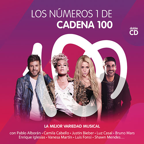 Los Nº1 de Cadena 100 (2018) de Various Artists