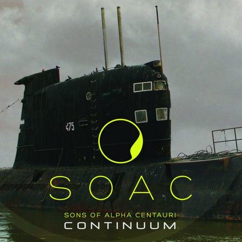 Continuum by Sons Of Alpha Centauri