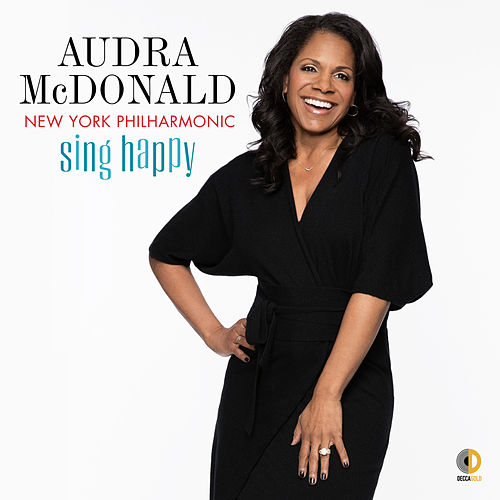 Sing Happy de Audra McDonald