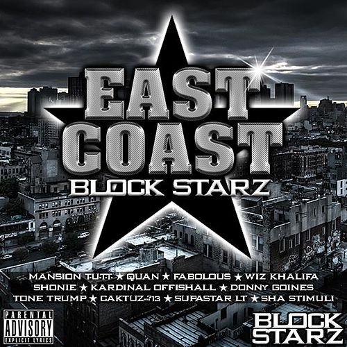 East Coast Block Starz von Various Artists