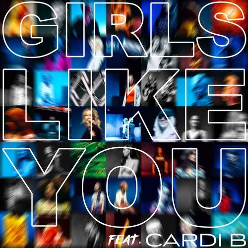 Girls Like You (feat. Cardi B) by Maroon 5