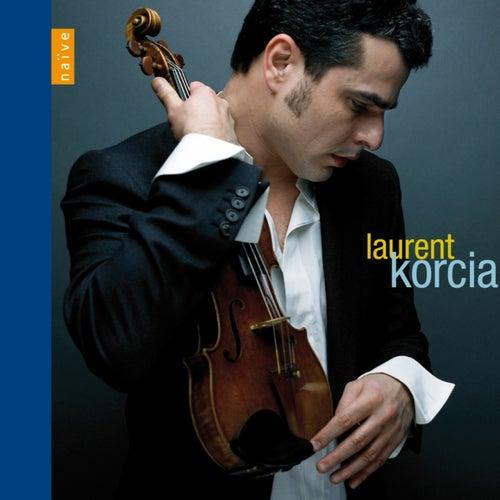 Danses / Doubles Jeux / Bartok de Laurent Korcia
