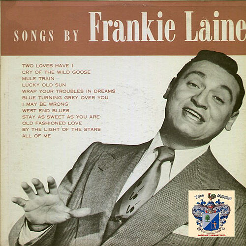 Songs by Frankie Laine by Jo Stafford