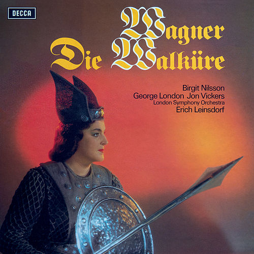 Wagner: Die Walküre de Erich Leinsdorf
