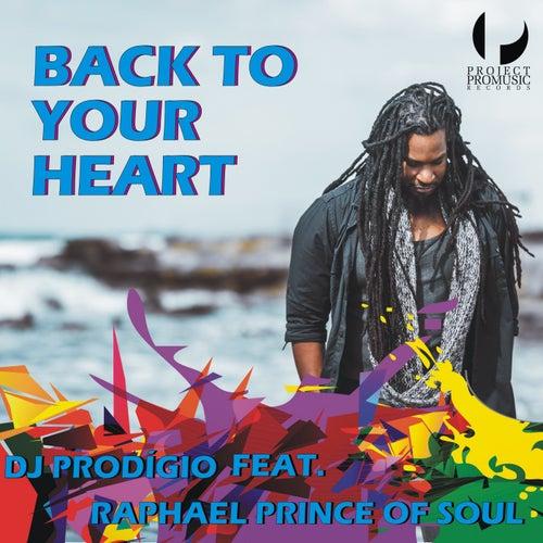Back to Your Heart by DJ Prodigio